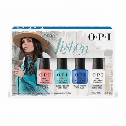 OPI Lisbon Nail Lacquer 4pc Mini Pack [OPDCL03]