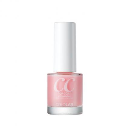 COLOLAB CC Top Coat No.2 Pink 10ml [CLBT112]