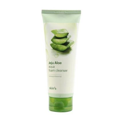 Skin79 Jeju Aloe Foam Cleanser 150ml [SKN1301]
