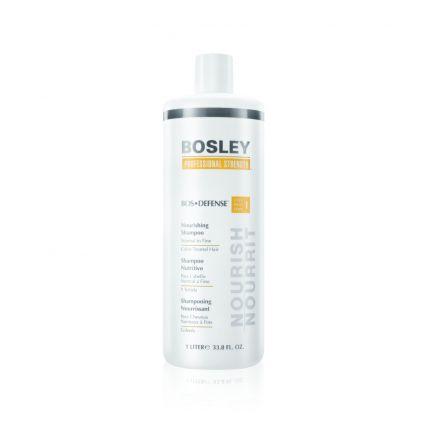Bosley BOS DEFENSE Nourishing Shampoo for Color-Treated Hair 1000ml [BOS112]