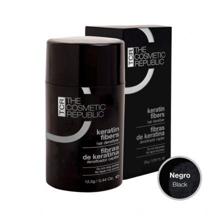 TheCosmeticRepublic Keratin Fibers Hair Densifyer 12.5g Black [TCR1101]