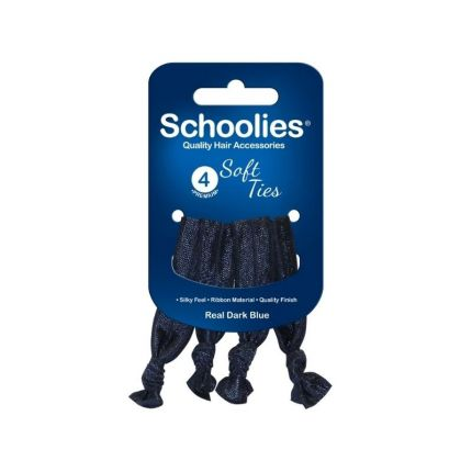 Schoolies Softies Real Dark Blue 4PC [SCH231]