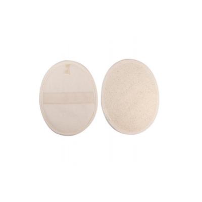 Titania Bath & Massage Pad Loofah / Terry [TTN502]