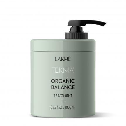 Lakme Teknia Organic Balance Treatment 1000ml [LMT105]