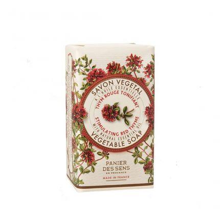 Panier Des Sens Ess Red Thyme Extra Gentle Soap Bar 150g [PDS306]
