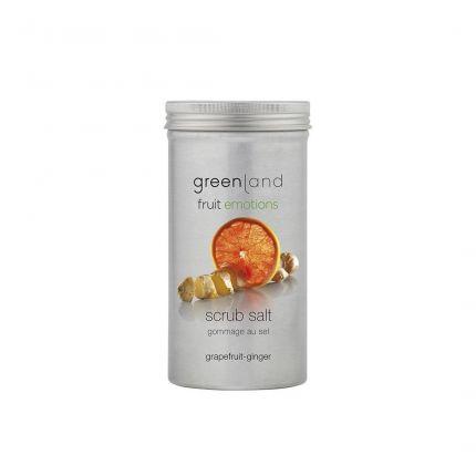 Greenland Grapefruit Ginger Scrub Salt 400g [GL8043]