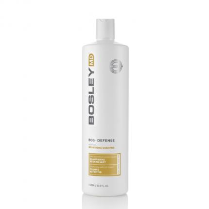 BOSLEY BosDefense Color Safe Nourishing Shampoo 1 Liter [BOS312]