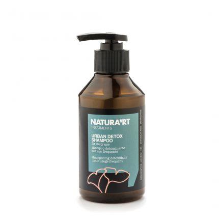 RICA NATURA'RT Urban Detox Shampoo 250ml [RCAR101]