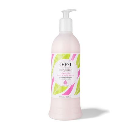 OPI Avojuice Hand & Body Lotion- Ginger Lily 250ml [OPAVG08]