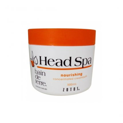 Bain De Terre Head Spa Nourishing Concentrated Creambath 500ml [!BT93]