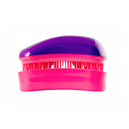 DESSATA Detangling Mini Brush Purple-Fuchsia [DES310]