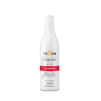 Yellow Color Care Shampoo 500ml [YEW562]