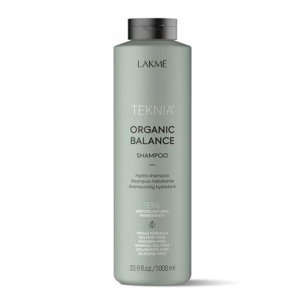 Lakme Teknia Organic Balance Shampoo 1000ml [LMT101]