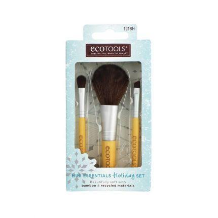 EcoTools Mini Essentials Holiday Set #1218H [!ECO707]