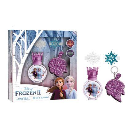 Air-Val Frozen 2 Set EDT 30ml + Keyring + Hair Clips [YAV314]