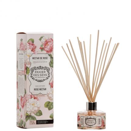 Panier Des Sens Reed Diffuser Rose Nectar 100ml [PDS913]