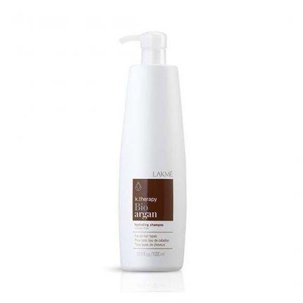 Lakme K.Therapy Bio Argan Hydrating Shampoo 1000ml [LM98911]