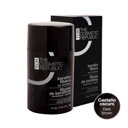TheCosmeticRepublic Keratin Fibers Hair Densifyer 12.5g Dark Brown [TCR1111]