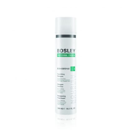 Bosley BOS DEFENSE Nourishing Shampoo for Non Color-Treated Hair 300ml [BOS101]