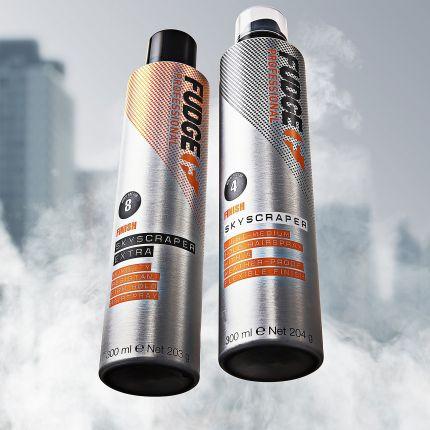 Fudge Style Skyscraper Extra Firm Hold Hairspray 300ml [FU6927]