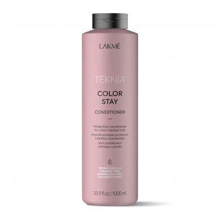 Lakme Teknia Color Stay Conditioner 1000ml [LMT154]
