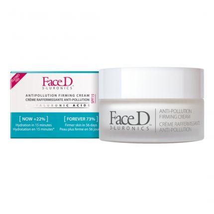 Face D Anti-Pollution Firming Face Cream 50ml [FD11]
