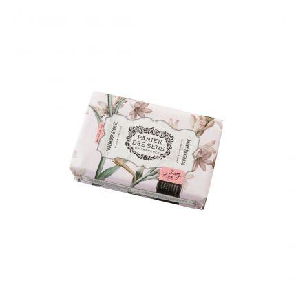 Panier Des Sens Authentic Shea Butter Soap Shiny Tuberose 200g [PDS806]