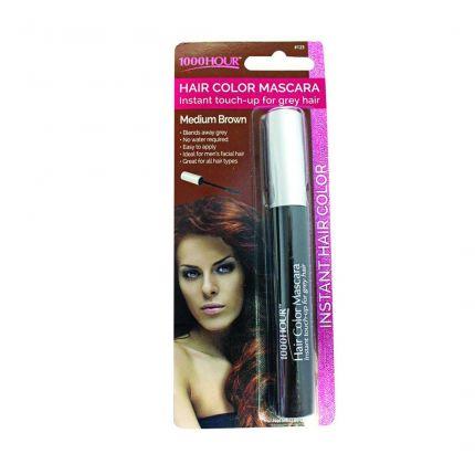 1000 Hour Hair Color Mascara Medium Brown [!HR414]