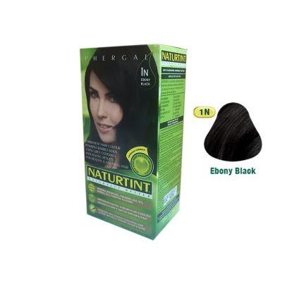 Naturtint 1N Ebony Black 165ml [NTT1N]