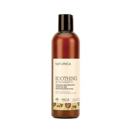 RICA Naturica Soothing Relief Shampoo 250ml [RCA151]