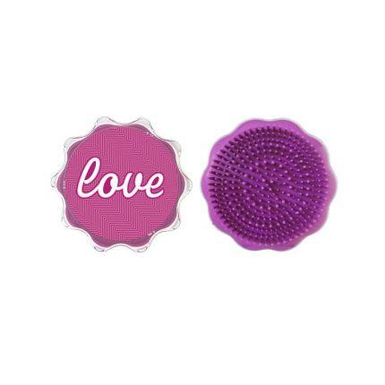 Miss Tangles Detangling Hair Brush Love M0004 [!MT10]