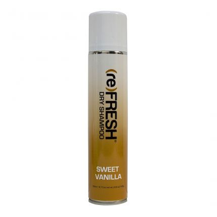 (re)FRESH Dry Shampoo Sweet Vanilla 200ml [RF12]