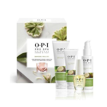 OPI Pro Spa Manicure Trial Kit [OPASZ02]