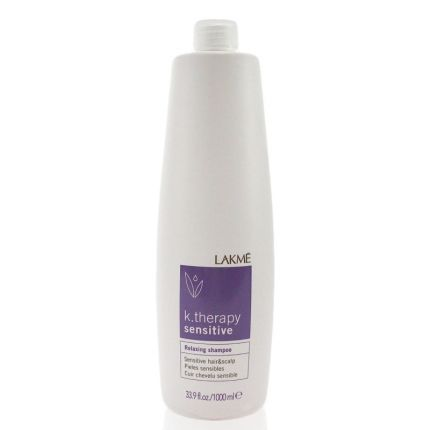 Lakme K.Therapy Sensitive Relaxing Shampoo 1000ml [LM972]