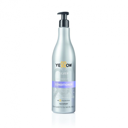 Yellow Silver Conditioner 500ml [YEW5922]