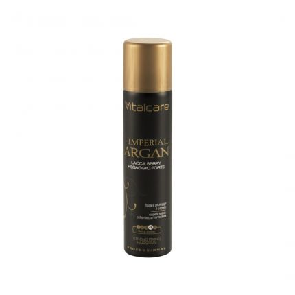 Vitalcare Imperial Argan Strong Fixing Hairspray - Fixing Power 4 250ml [VC110]