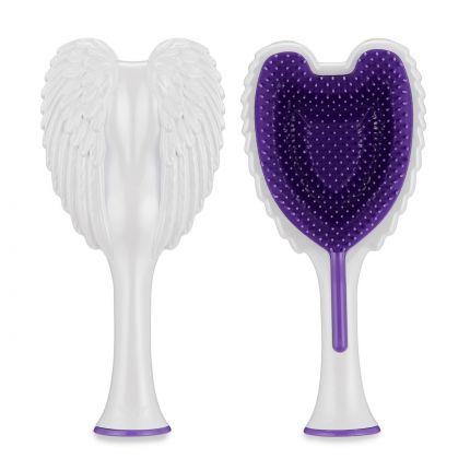 Tangle Angel 2.0 Detangling Hair Brush -  White [!TGA22]