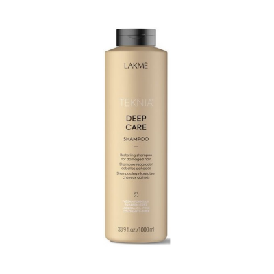 Lakme Teknia Deep Care Shampoo 1000ml [LMT141]