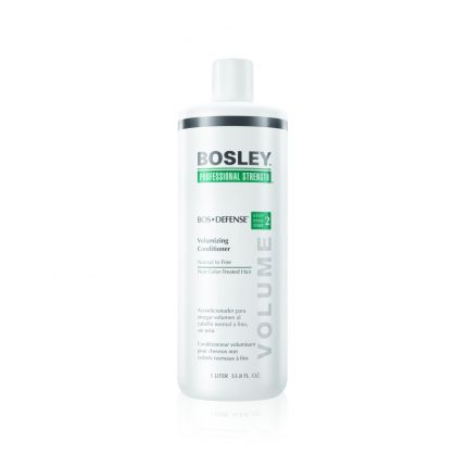 Bosley BOS DEFENSE Volumizing Conditioner for Non Color-Treated Hair 1000ml [BOS104]