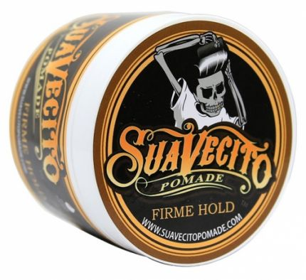 Suavecito Firme Strong Hold Hair Pomade 4oz /113g [SVC12]
