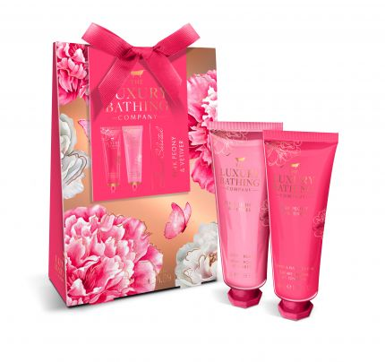 GRACE COLE All In Bloom - 50ml Hand & Nail Cream and 50ml Body Cream [GC2010]