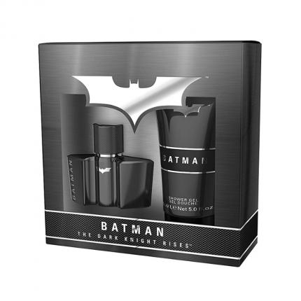 BATMAN T.D.KNIGHT RISES EDT 30ML+ S/G