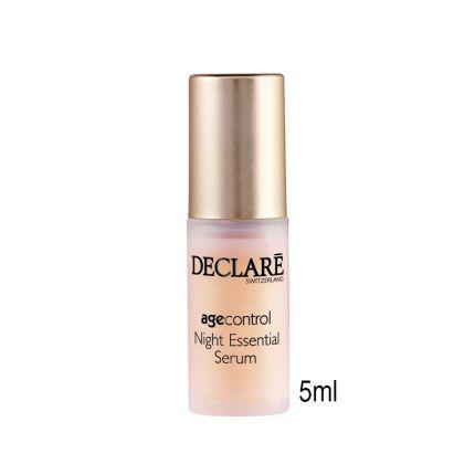 Declare Age Control Night Repair Essential Serum 5ml [DCT254]