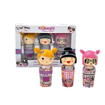 VA Merchandiser 3 miniatures EDT 5 ml (Cheery, Lotus, Litchee)** [YK312]