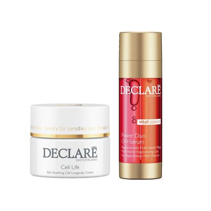Declare Vital Balance Power Duo Oil and Serum 40ml [DC204]