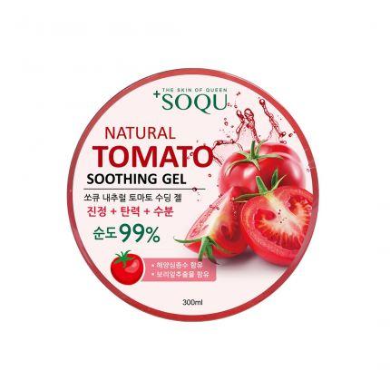 Soqu Natural Tomato Soothing Gel 300ml [SOQU101]