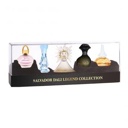Salvador Dali - Dali Legend Collection: Itisdream/Dalilight/Le Roy Soleil/Dali Homme/Dali* [YS384]