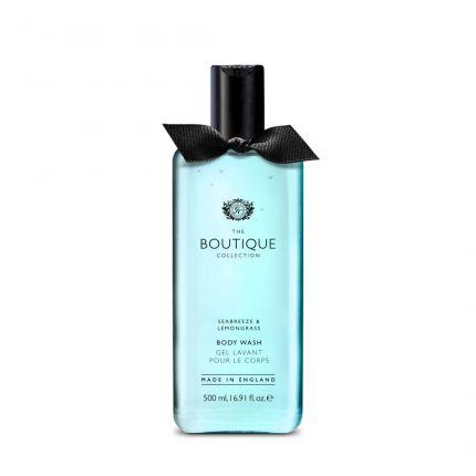 Grace Cole Boutique Sea Breeze & Lemongrass 500ml Body Wash [GC721]