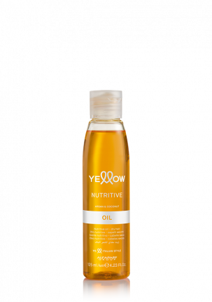 Yellow Nutritive Oil 125ml [YEW576]