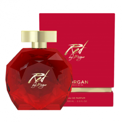 RED BY MORGAN EDP 100ml [YM7021]